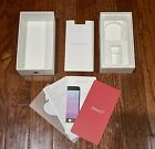 EMPTY BOX ONLY Apple iPhone SE (Product)RED 64GB  MX9C2LL/A