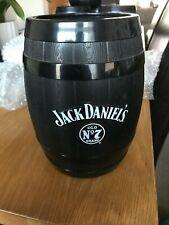 VERY RARE  JACK DANIELS OLD No 7 BRAND  BLACK PLASTIC BARREL