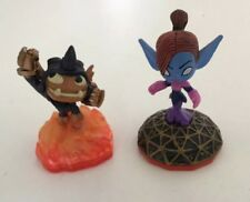 Skylanders Trap Team Mini Characters Mini Jini Magic Small Fry Fire
