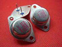 5 PAIRS x 2SB554 2SD424 Toshiba Power Transistor TO-3