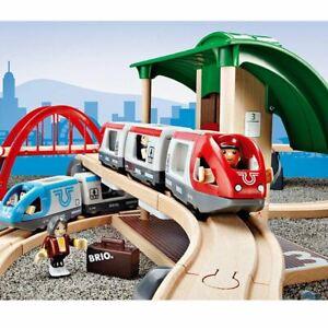 BRIO Train Travel Switching Set - 42 pcs