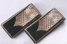 Hungary Hungarian Republic Lietenant Colonel Field Shoulder Star Loop Tab Badge