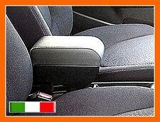 BRACCIOLO PREMIUM per Alfa Romeo 156 in ECO PELLE NERA vedi ns. tappeti
