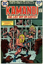 Kamandi, the Last Boy on Earth, No. 16; April 1974