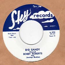 ROCKABILLY REPRO: BOBBY ROBERTS - Big Sandy/She's My Woman SKY - FANTASTIC