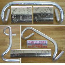 3TTT Competizione Handlebar 38cm 40cm E-E 26.0 Vintage BARS ITALY Heat Treated