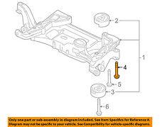 VW VOLKSWAGEN OEM 09-17 CC Front Suspension-Mount Bolt N91039802