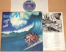 BONEY M. - Oceans Of Fantasy  (HANSA 1979 / POSTER-COVER + OIS / LP vg++/m-)