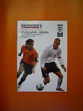 International Friendly - England v Spain - 28th February 2001
