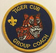 Tiger Cubs Group Coach Position Patch Mint CC3