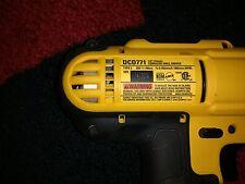 """DeWALT DCD771C2 20V Li-Ion 1/2""""  Cordless Drill/Driver"""