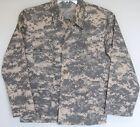 Rothco BDU Boys Fatigue Shirt XL Digital Camouflage Shirt Military Shirt NEW