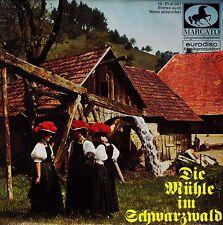 *-Vinyl-Schallplatte- Die MÜHLE im SCHWARZWALD - Friedrich SCHRÖDER (Dirigent)