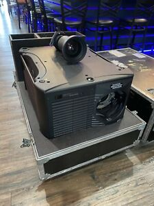 Christie Roadster HD12K Large Venue Projector w/lens