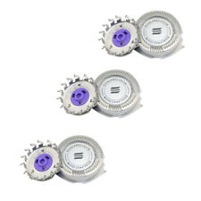 3 x Replacement Shaver Blade Heads For Philips AT890 AT750 PT870/17