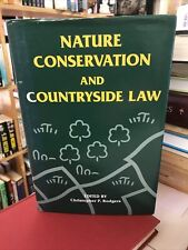 Nature Conservation and Countryside Law (Hardcover, 1996)