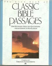 The Lion Book of Classic Bible Passages: One Hundred Selected Quotations, from..