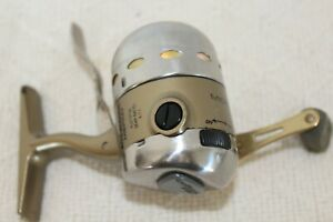 Shakespeare Micro Cast MSPINU Spin Closed Face Fishing Reel Works Well