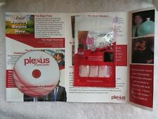 NEW PLEXUS SLIM/BOOST 3-DAY TRIAL PACK WEIGHT LOSS SUPPLEMENT