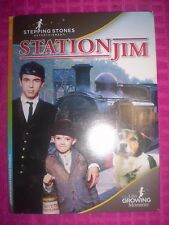 Station Jim (DVD,2013) STEPPING STONES ENTERTAINMENT VERSION - FAST SHIPPER