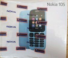 Nokia 105-Negro (Dual Sim Teléfono liberado)