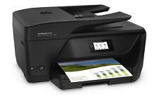 HP Officejet 6950 Multifunktionsdrucker schwarz (Scanner, Kopierer, Fax) WLAN