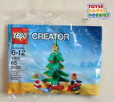 *NEW* LEGO Christmas Tree 30286 Polybag Set Stocking Winter Santa Gift Present