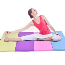Tapis de sol tapis de gymnastique tapis de protection natte de gym pliable