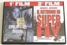 BREAKING DAWN + IL RITORNO DI SUPER FLY 2 FILM IN 1 DVD ITALIANO OTTIMO!!!