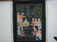 Indian Miniature Print