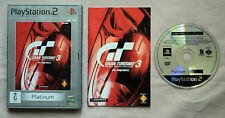 Gran Turismo 3 A-spec Playstation 2 Game PAL