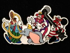 Disney Pin - Dumbo and Circus Clowns Mickey's Wdw Trade Parade Float Le