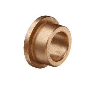 Metric Oilite Flanged Bronze Sintered Bearing Bushes Series - High Quality