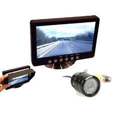 "Parksafe PS026C02 Car Van 7"" Parking Monitor Bumper Mount Reversing Camera"