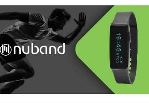 Nuband NU-G0002NB Activ+ Activity and Sleep Tracking Sport Watch