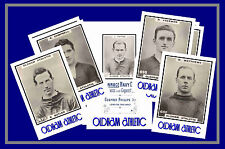 OLDHAM ATHLETIC - RETRO 1920's STYLE - NEW COLLECTORS POSTCARD SET