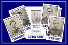 OLDHAM ATHLETIC - RETRO 1920's STYLE - NEW COLLECTORS POSTCARD SET