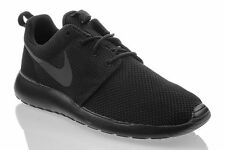 Neu Schuhe NIKE ROSHE ONE Rosherun Herren Schwarz  Sneaker Laufschuhe 511881026