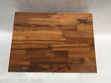 Bathroom Vanity Timber Bench Tops Walnut Sizes Avail 600 750 900 1200 1500 1800 Oak 750x460mm