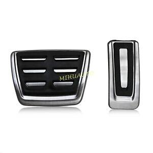 For VW Golf 7 T-Roc T-Cross Skoda Octavia Kodiaq Superb Gas Brake Pedal Cover