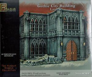 Pegasus Hobbies (28mm) Gothic City Building (Large)
