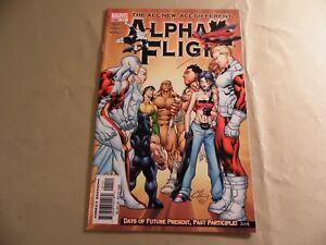 Alpha Flight #11 (Marvel 2005) Free Domestic Shipping