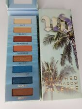 Authentic Urban Decay Beached Eyeshadow Palette Natural Brown Nude makeup UD