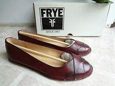 Frye Ember Cross Leather Ballet Flat (NIB) US 8 - Free Shipping