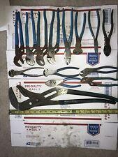 Channel Lock 14 Piece Plier Set Water Pump Wire Cutter Stripper