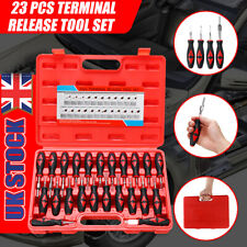23Pcs Universal Terminal Release Tool Set Connector Remover for BMW  Ford