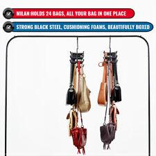 handbag storage hanger hook organiser wardrobe rack accessory bag purse space