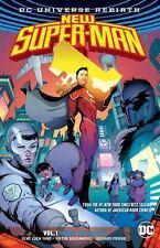 New SuperMan TP Vol 1 Made In China [Rebirth] [Super-Man - New Super-
