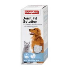 Beaphar Dog Cat JOINT FIT SOLUTION Liquid Maintain Healthy Joints Long Term 45ml