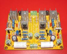 Pure Class A Voltage Driven Amplifier Board Secondary Differential Amplification